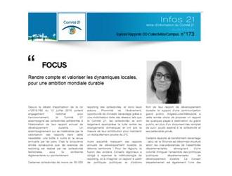 Découvrez Infos 21 spécial Rapports DD Collectivités Campus 81e9e729f84d