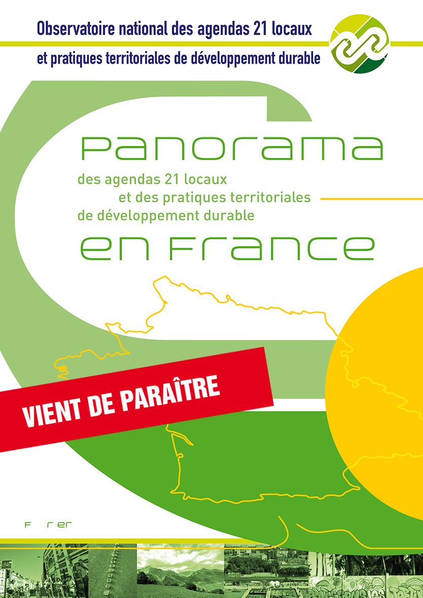 Publication du Panorama 2013 des agendas 21 locaux ! a13e90d419ba