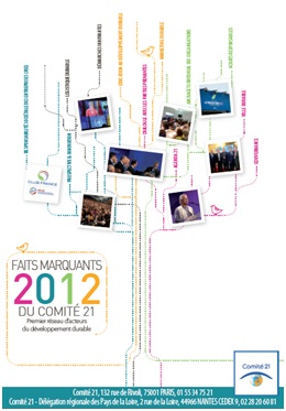 faits marquants 2012